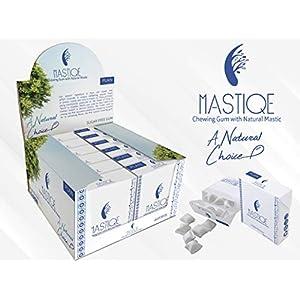 Mastiqe Sugar Free Chewing Gum with Natural Mastic (Original) 69