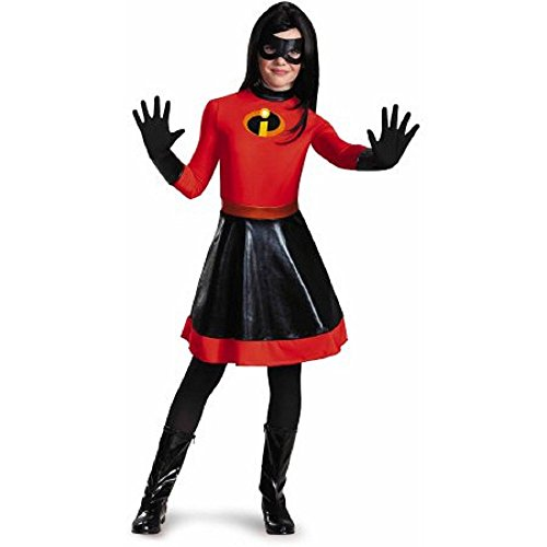 [The Incredibles Violet Tween Dress Up / Halloween Costume, LG 10/12] (Violet Incredible Costume)