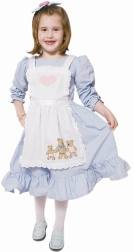 Goldilocks Fairytail - Medium (Goldilocks Costume)