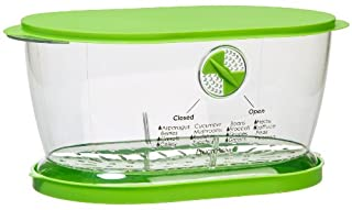 Prep Solutions by Progressive Lettuce Keeper Produce Storage Container, 4.7 Quarts (B000OUY2QO) | Amazon price tracker / tracking, Amazon price history charts, Amazon price watches, Amazon price drop alerts