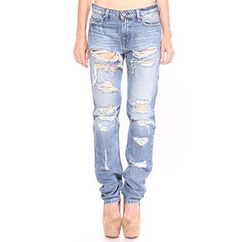 Diesel Rizzo Regular Slim-Straight Low Waist Jeans 24/32 ()