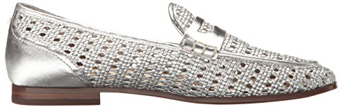 Sam Edelman Women's Leora Slip-On Loafer Silver top quality cheap 2014 unisex buy cheap visit new K7BkUwPQm