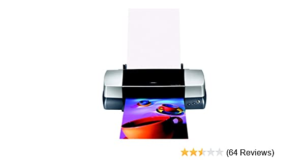 Epson Stylus Photo 1280 Inkjet Printer (Silver)