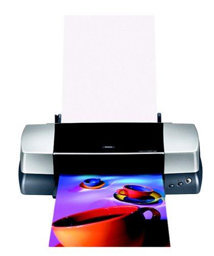 1280 Inkjet - Epson Stylus Photo 1280 Inkjet Printer (Silver)