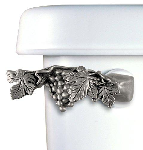 Functional Fine Art Grapevine Toilet Flush -