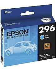 Cartucho de Tinta Epson 296 Ciano T296220 para XP-231 / XP-241 / XP-431 / XP-441