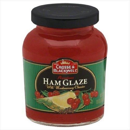 Crosse & Blackwell Ham Glaze, 10-Ounce (Pack of 6) (Baked Ham Pineapple)