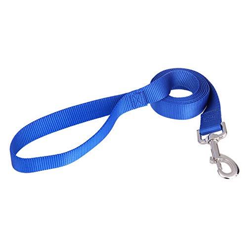 Dog Leash Running Training Walking Pet Products Nylon Big Dog Leashes for Large Dogs Harness Collar,5 (Elizabethan Five Light)