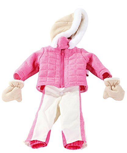 (Gotz Ski Outfit (Hooded Jacket, Mittens and Snow Pants) for 18