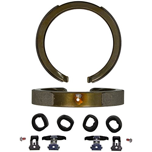 Jeep Parking Brake Shoe (Wagner QuickStop Z781 Parking Brake Shoe Set,)