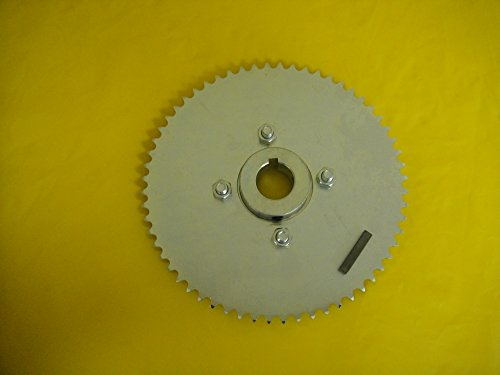 (GO CART SPROCKET AND HUB FOR 1