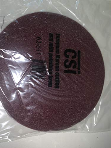 CSI Euro Foam Polishing Pad- 7