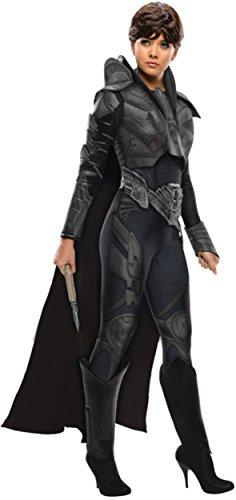 Secret Wishes Costume Superman Man Of Steel Faora, Multi-Colored, (Cool Superhero Costumes For Women)