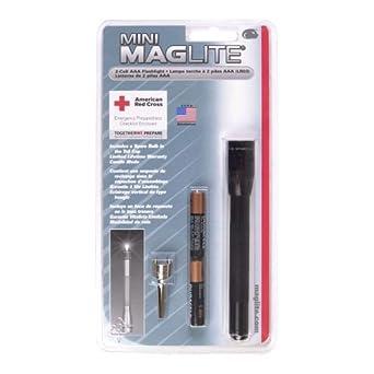 Maglite - Mini-maglite AAA Flashlight W/batteries: Basic