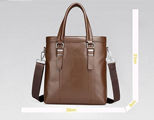 Brown6 Bag Bandoulière Men À Gkkxue Simple Pack Messenger Fashion Business Master Atmosphere Sac wBqW7WUH