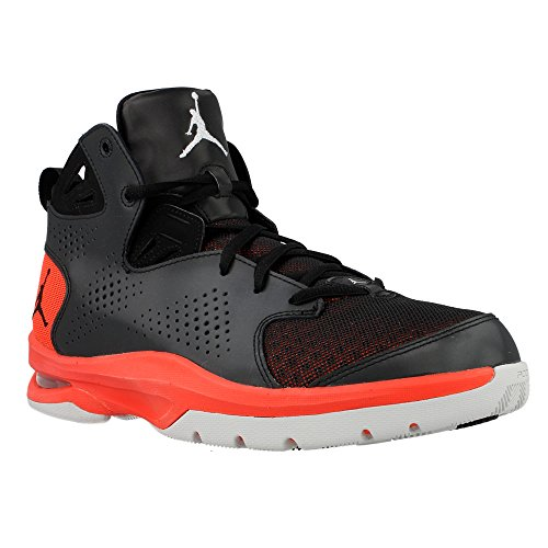 timeless design 7e1ae 9d7c5 Nike Air Jordan Ace 23 Ii Basketbalschoenen Heren 644773-008 Zwart Pure  Platinum Infrared 23
