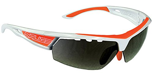 ciclismo negro Gafas talla Blanco Salice Naranja de verde color 005PB única Ttq17fw