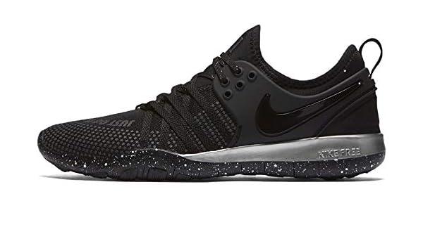Nike Wmns Free TR 7 Selfie, Zapatillas de Running para Mujer, Black-Chrome 001, 37.5 EU: Amazon.es: Zapatos y complementos