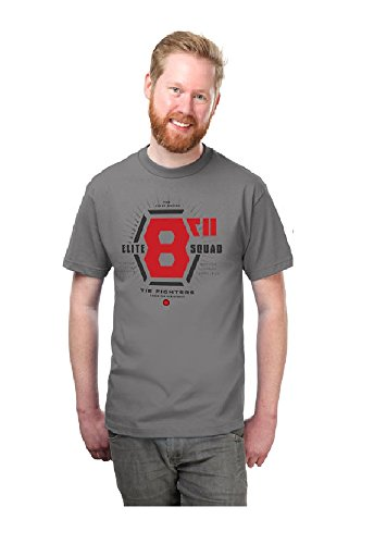 Star Wars Elite Squad Crush The Resistance Mens T-Shirt (XL, - Tshirts Elite