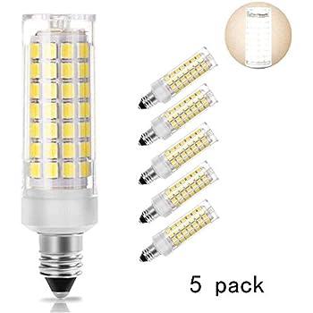ashialight led e11 bulbs equal 35 watt jd t4 e11 mini candelabra base 120v clear light bulbs. Black Bedroom Furniture Sets. Home Design Ideas