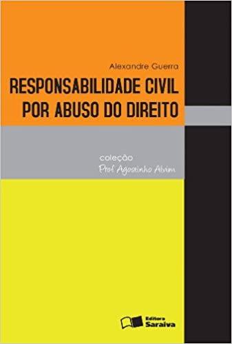 Book Responsabilidade Civil Por Abuso do Direito