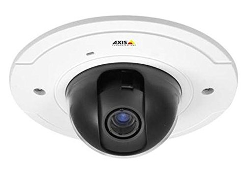 Axis Communications Indoor Drop Ceiling Mount with Clear Dome for P3353, P3354, P3363-V, P3364-V Fixed Dome Network Cameras