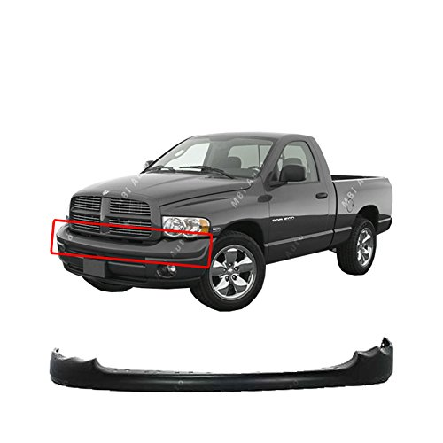 03 dodge ram front bumper - 1