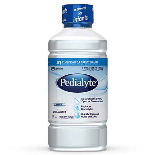 Pedialyte Electrolyte Solution Hydration