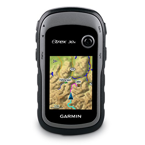 Garmin eTrex Handheld GPS Navigator, One Size (010-01508-10)