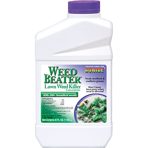 BONIDE Chemical concentrate Weed Beater Lawn Weed Killer,...