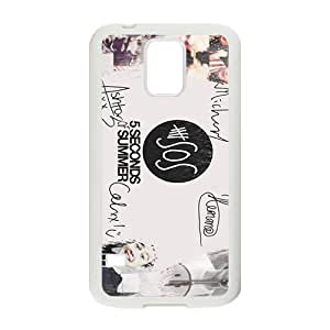 meilinF0005 Seconds Of Summer Hot Seller Stylish Hard Case For Samsung Galaxy S5meilinF000