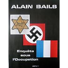 Enquête sous l'Occupation: Un linceul en fer blanc (French Edition)