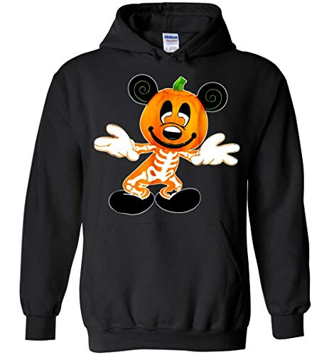 Disney_Mickey_Mouse Halloween Pumpkin Adult -