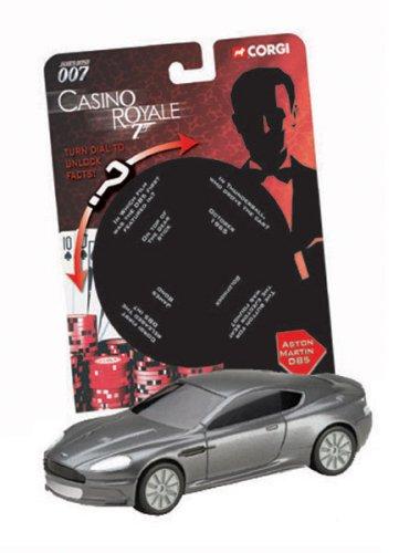 Corgi James Bond 007 Aston Martin Dbs Casino Royale Modern Style ()