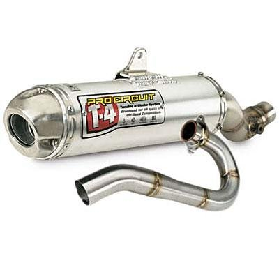 Pro Circuit 4H01080 T-4 S/A Complete Exhaust System