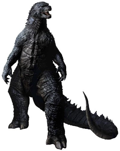 godzilla wall decal - 1