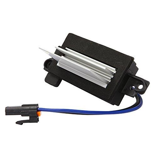 G008R Upgraded Design Heating and Air Conditioning Blower Motor Resistor Module for Chevy Silverado Tahoe Suburban GMC Sierra Yukon ( Replaces# 4P1516 MT1805 RU-631 JA1639 BMR34 (Buick Century Heating)
