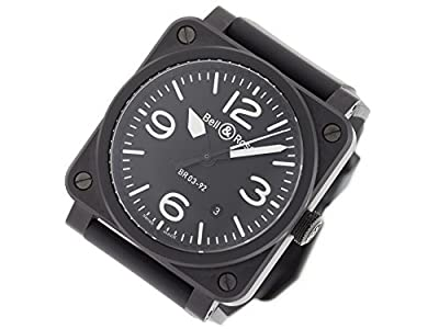 Bell & Ross BR 03 Swiss-Automatic Male Watch BR-03 92 (Certified Pre-Owned) from Bell & Ross