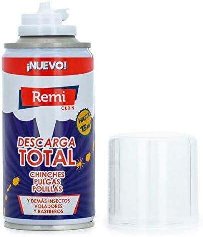 Remi Descarga Total Anti Chinches y pulgas Insecticida Chinches ...