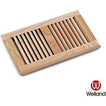 Welland American Cherry 6x12 Inch Wood Self Rimming Floor