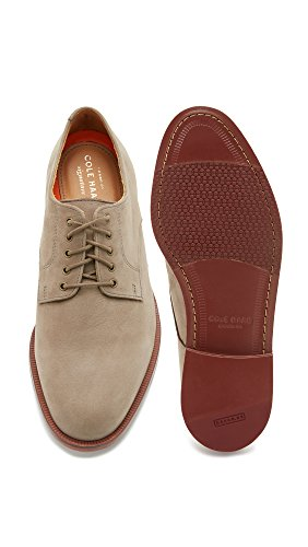 Cole Haan Hombre Carter Grand Plain Oxford Walnut Nubuck