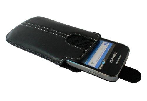 avci Base 4260344981786Étui à rabat pour Samsung Galaxy Ace S5830