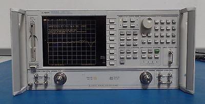 Agilent/Keysight 8722ES-085-089-1D5 VECTOR NETWORK ANALYZER 50MHz-40GHz