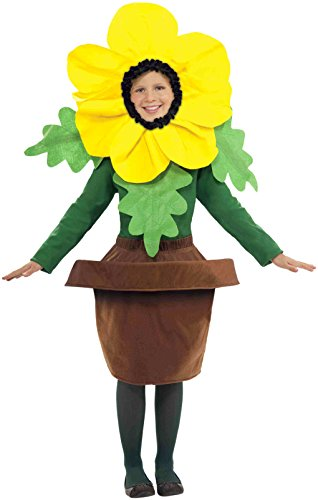 Forum Novelties Sunny Blossom Costume, One (Flower Child Halloween Costume)