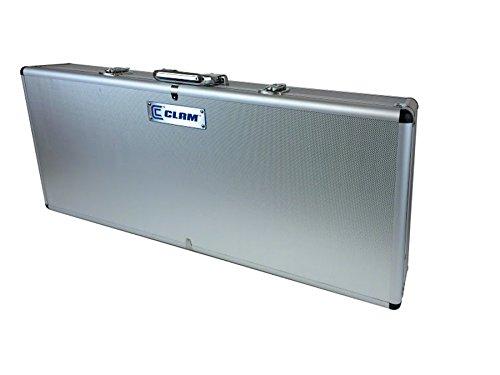 Clam 10155 4567-0883 Hard Sided Rod Locker by Clam Corporation