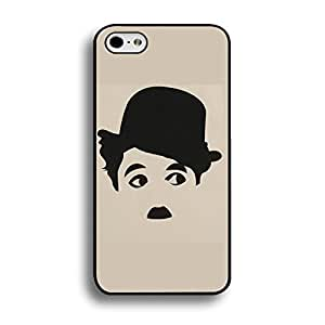 Classical Comedy Charlie Chaplin Phone Case For Iphone 6/6s 4.7 (Inch) DIY Pattern Black Case
