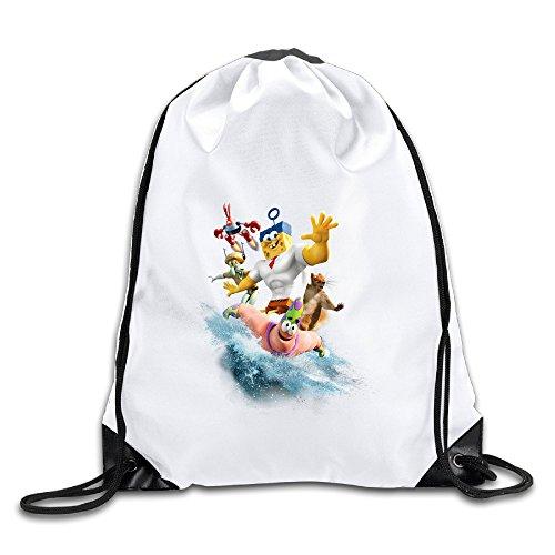 Hunson - Special US 3D Comedy Film Backpack Sack Bag Gym Bag For Men & Women Sackpack -