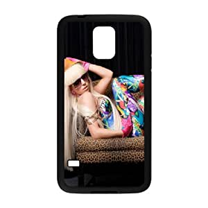 DIY phone case Lady Gaga cover case For Samsung Galaxy S5 JHDSG2810