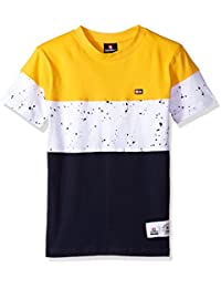 Big Boys' Colorblock Short Sleeve Fashion Tee (Age 8-20)