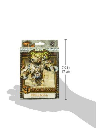 Privateer Press - Hordes - Trollblood: Dozer and Smigg Model Kit 5